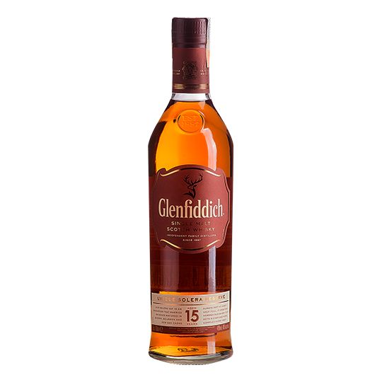 Whisky Glenfiddich 15 anos 750ml