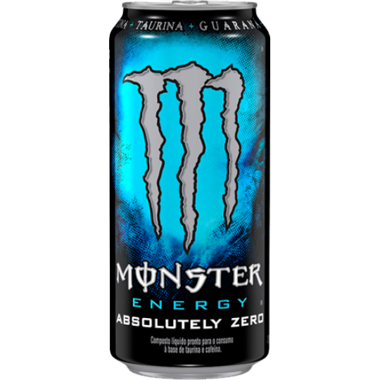 Energetico Monster Absolutely Zero Lata 473ml