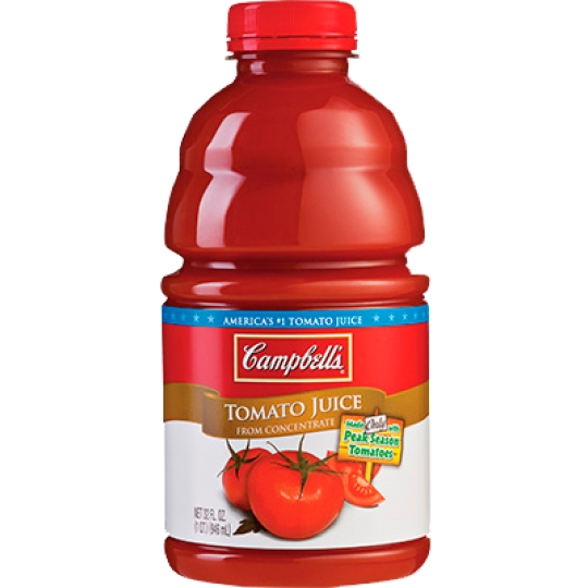 Suco de Tomate Juice Campbells 946ml