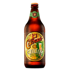 Cerveja Colorado Cauim One Way 600ml