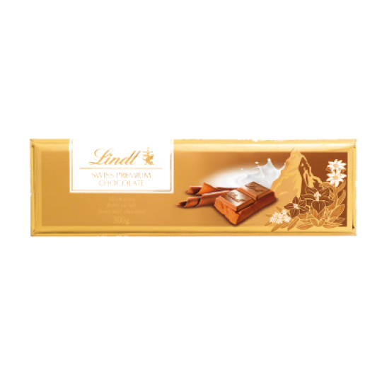 Chocolate Lindt Golden Bar Milk 300g