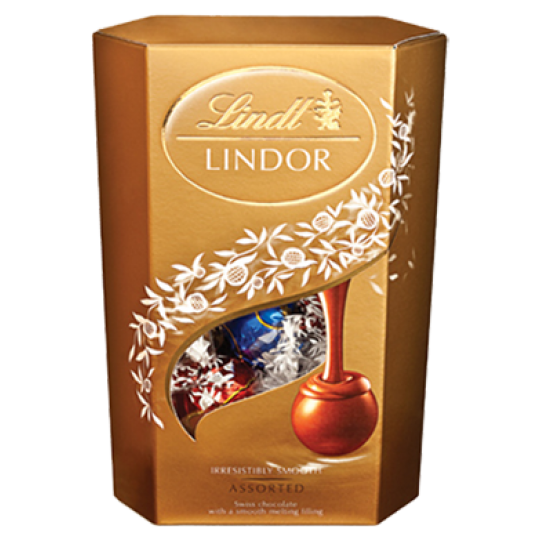 Chocolate Lindt Lindor Ball Assorted 200g