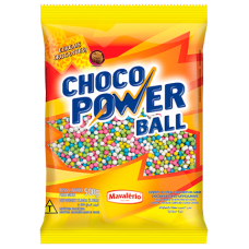Choco Power Ball Micro Colorido 500g