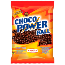 Choco Power Ball ao Leite Mavalerio 500g