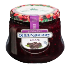 Geleia Amora Diet Queensberry 280g