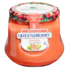 Geleia Goiaba Diet Queensberry 280g