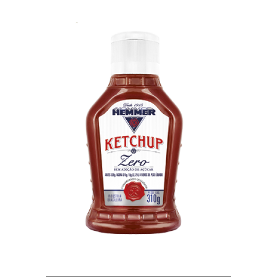 Ketchup Light Premium Hemmer 310g