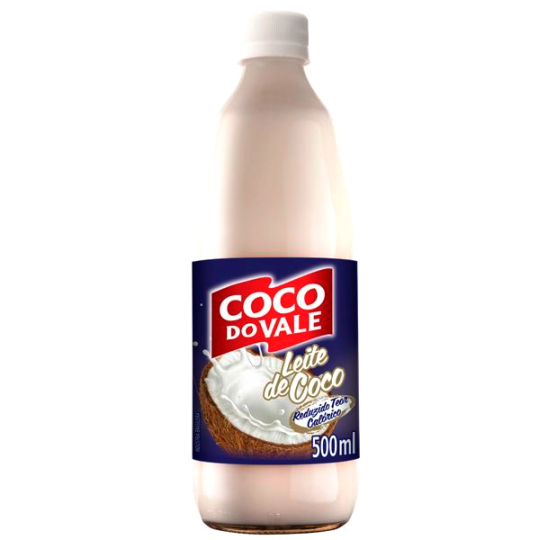 Leite de Coco do Vale RTC 500ml