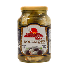 Rollmops Serra do Mar 350g