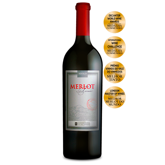 Vinho Miolo Merlot Terroir 750ml