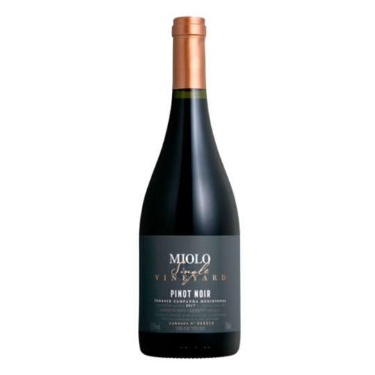 Vinho Miolo Single Vineyard Pinot Noir 750ml