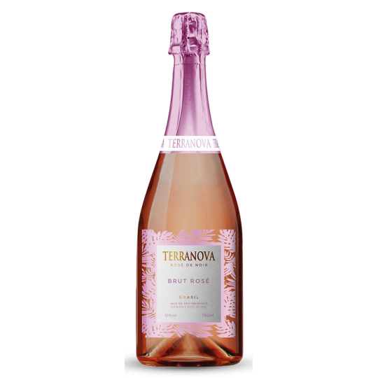 Espumante Terranova Rose Brut 750ml