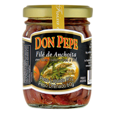 File de Anchova Don Pepe 90g